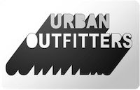 Urban Outfitters In-Store Only Gift Card