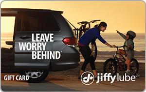 Jiffy Lube® Gift Card